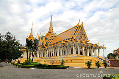 Grand Palace, Cambodia
