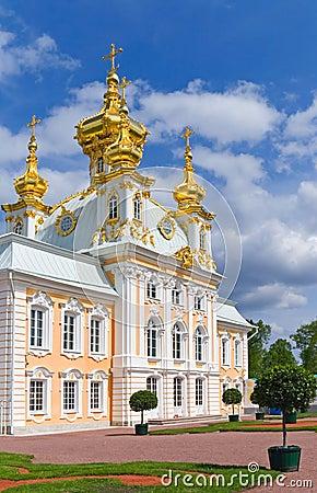 Grand Palace Peterhof