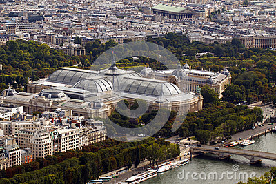 Grand Palais and Petit Palais