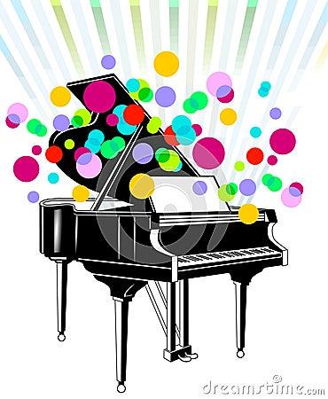 Grand piano concert