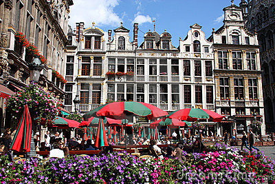 Grand Place, Brussels Editorial Image