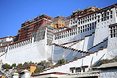 Grand potala palace