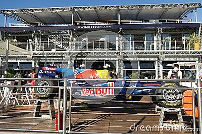 Grand Prix of Monaco, 2011 Editorial Stock Image