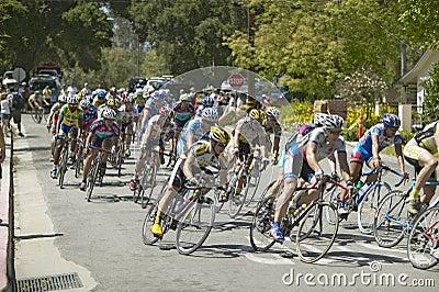 Grand Prix National Racing Circuit Editorial Stock Photo