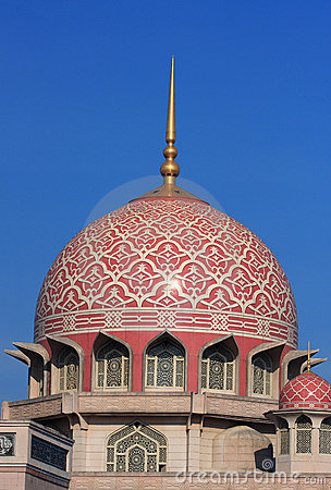 Grand Putrajaya Mosque