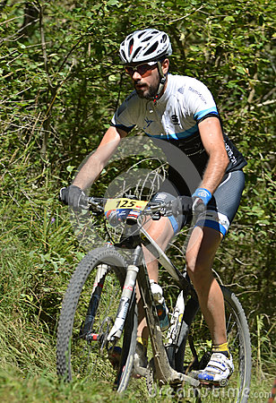 Grand Raid 2012 Editorial Stock Image
