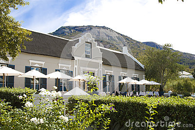 Grand Roche, Paarl Editorial Image