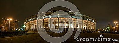 Grand Sports Arena in Luzhniki