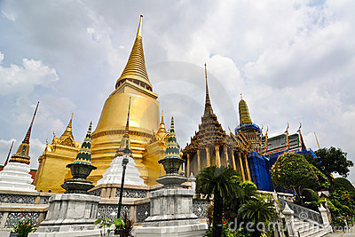 The grand temple
