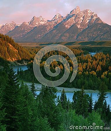 Free Grand Teton Stock Photography - 163422