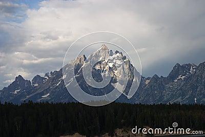 Grand Teton Mountain