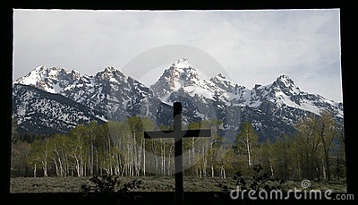 Grand Tetons  Chapel