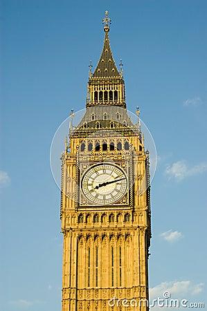 Grande Ben, Londra