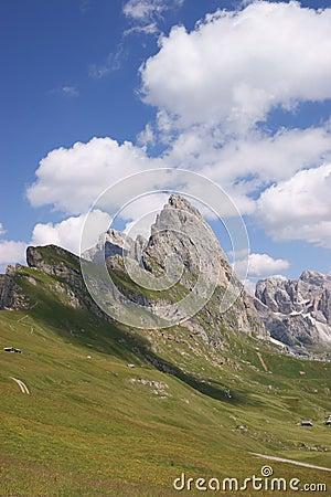 Grande Fermeda and Gruppo delle Odle