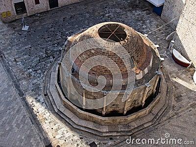 Grande fontaine d Onofrio