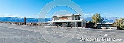 Grande magazzino al Death Valley