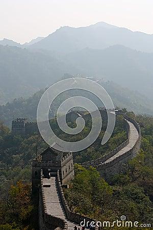 Grande Muraglia della Cina