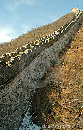 Grande Muraille (en automne)