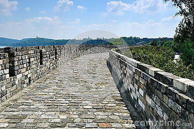 Resultado de imagem para muralha de nanjing