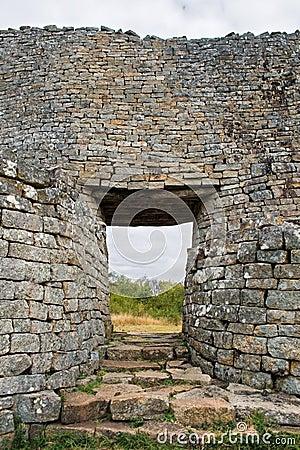 Grandes ruínas de Zimbabwe