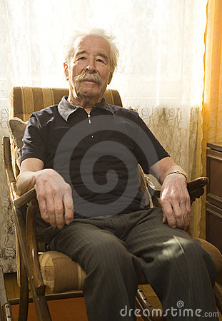 Free Grandfather Royalty Free Stock Image - 2942406