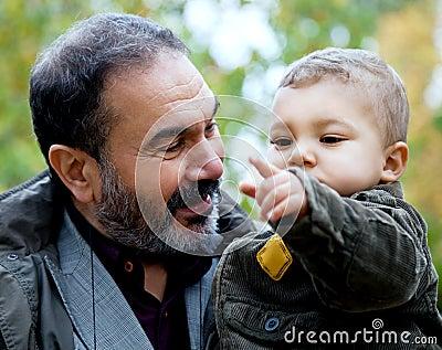 Grandfather child jew