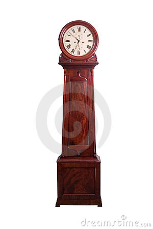 Free Grandfather Clock Stock Photography - 3042832