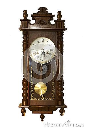 Free Grandfather Clock Stock Image - 8584171
