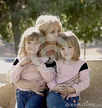 Free Grandma Hugs Stock Photos - 374983