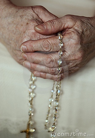 Inspirational Story - Grandma's Hands