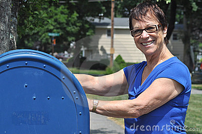Grandma Sends a Letter