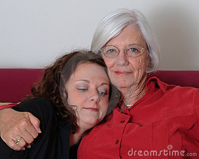 Grandmother, Granddaughter