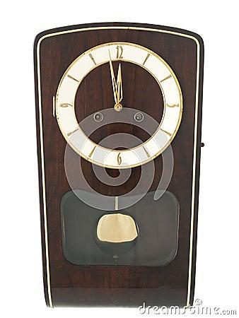 Grandmother wall clock