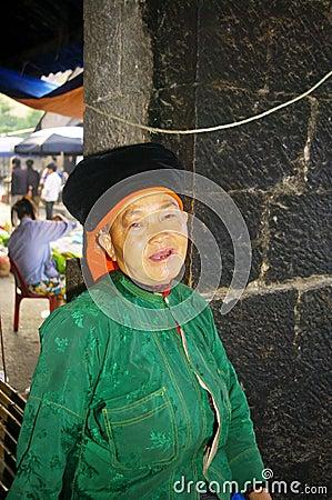Grandmother White Hmong