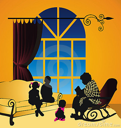 Grandmothers fairy tales