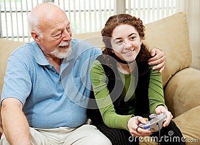 Teen boobs grandpa teen