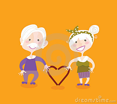 Grandparents no amor