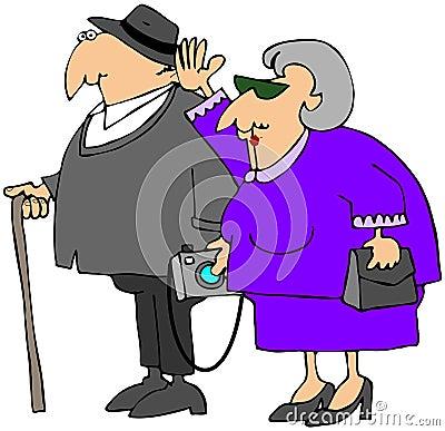 Grandparents Visit