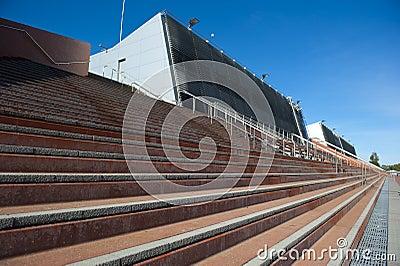 Grandstand architecture