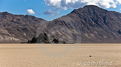 Grandstand and Racetrack Playa, Death Valley