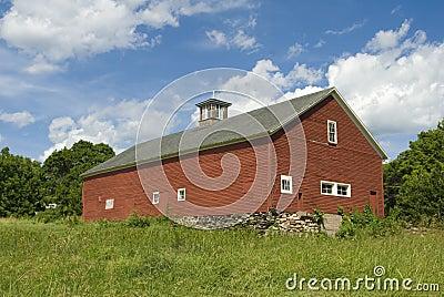 Grange de la Nouvelle Angleterre