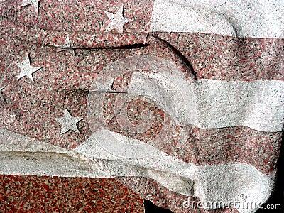 Granite Flag