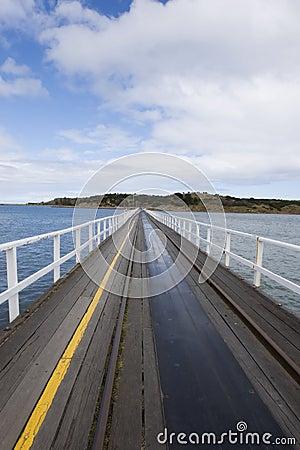 Granite Island Causeway