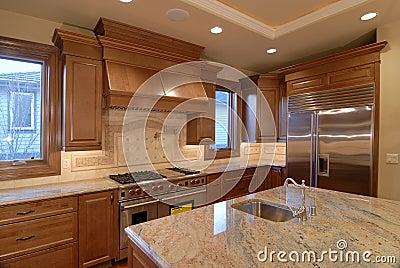 Granite Kitchen Counter Top