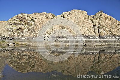 Granite Rock Reflection