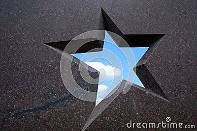 Granite star frame