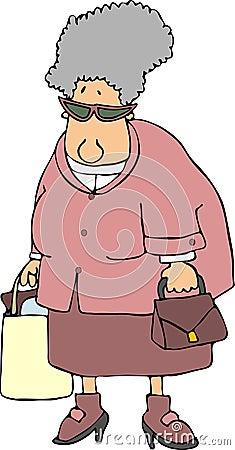 Granny shopper