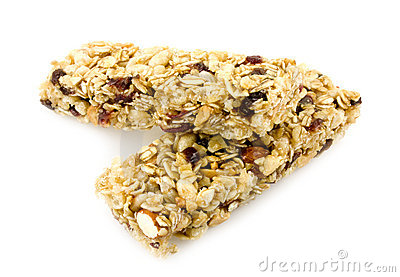 Granola chewy bar