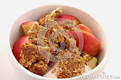 granola fruit recipe