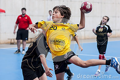 Granollers CUP 2013 Editorial Stock Image